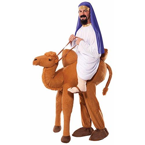 Fantasia Adulto Inflável Montando no Camelo