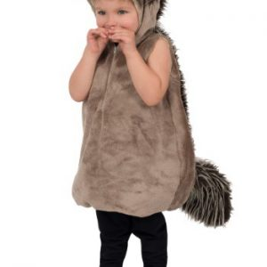 Fantasia Bebê/Infantil Porco Espinho NEEDLES THE PORCUPINE TODDLER COSTUME
