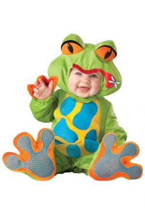 Fantasia Bebê Sapinho BABY LIL FROGGY COSTUME