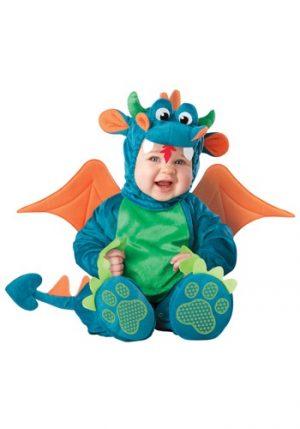Fantasia para Bebê Dragão em Plush BABY PLUSH DRAGON COSTUME