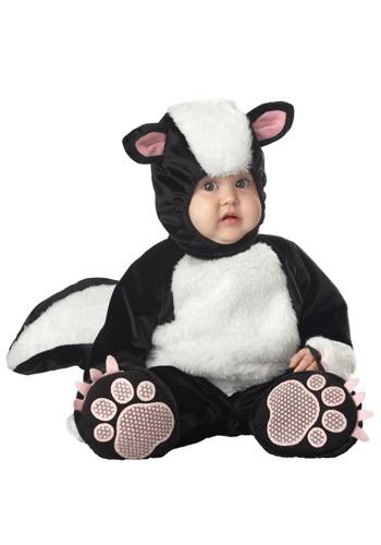 Fantasia para Bebê Gambá BABY SKUNK COSTUME