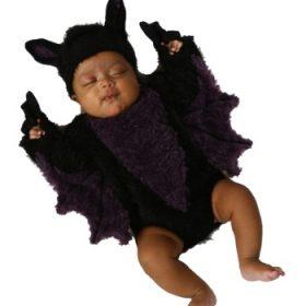 Fantasia para Bebê Morcego BLAINE THE BAT INFANT COSTUME