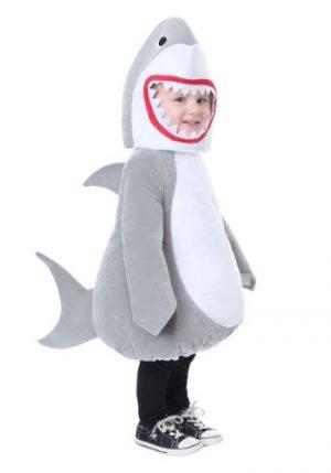 Fantasia para Bebê Tubarão BUBBLE SHARK TODDLER COSTUME