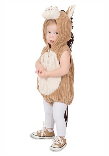 Fantasia Infantil Cavalinho de Algodão CHARLIE THE CORDUROY HORSE COSTUME TODDLER