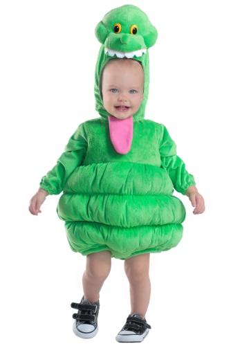 Fantasia Bebê Infantil Slimer CHILD DELUXE SLIMER COSTUME