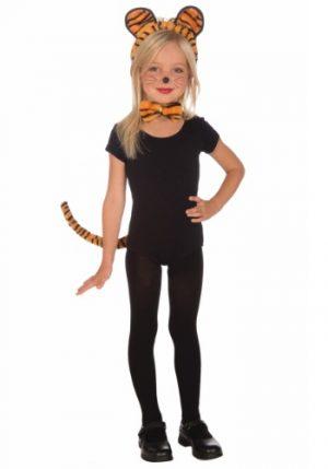 Kit de Acessórios Infantil Tigre CHILD TIGER KIT