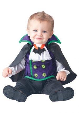 Fantasia para Bebê/Infantil Vampiro COUNT CUTIE COSTUME