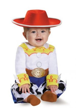 Fantasia para Bebê Jessie DELUXE INFANT JESSIE COSTUME