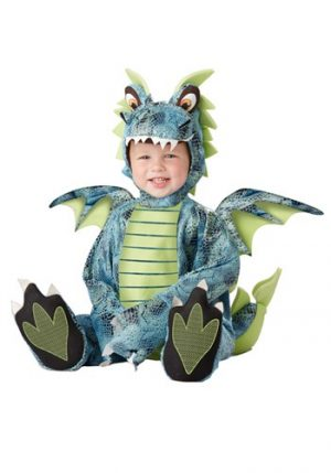 Fantasia Infantil Dragão DARLING DRAGON TODDLER COSTUME
