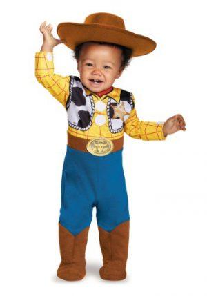 Fantasia Bebê/Infantil Woody INFANT DELUXE WOODY COSTUME