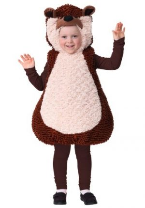 Fantasia Infantil Ouriço INFANT OR TODDLER HEDGEHOG BUBBLE COSTUME