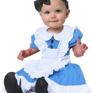 Fantasia para Bebê Alice INFANT ALICE COSTUME