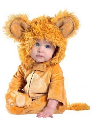 Fantasia para Bebê Leão FATO DE ANNE GEDDES BABY LION