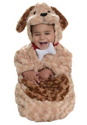 Fantasia para Bebês Filhote de Cachorro PUPPY BUNTING COSTUME FOR INFANTS