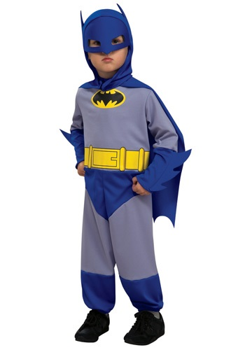Fantasia Bebê Infantil Batman INFANT / TODDLER BATMAN COSTUME