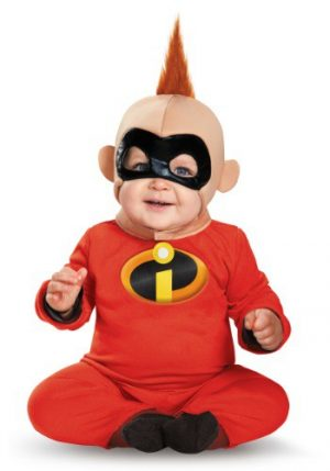 Fantasia para Bebê Jack BABY JACK JACK DELUXE INFANT COSTUME