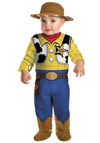Fantasia Infantil Toy Story Woody INFANT TOY STORY WOODY COSTUME