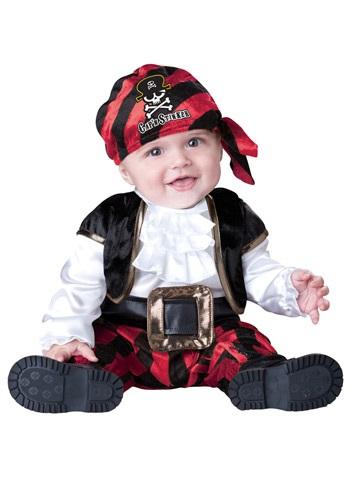 Fantasia para Bebê Capitão CAP'N STINKER COSTUME