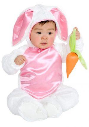 Fantasia Bebê Infantil Coelho INFANT / TODDLER BUNNY COSTUME
