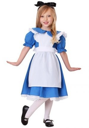 Fantasia Infantil Alice DELUXE TODDLER ALICE