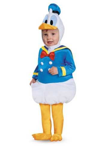 Fantasia Infantil Pato Donald DONALD DUCK PRESTIGE INFANT COSTUME