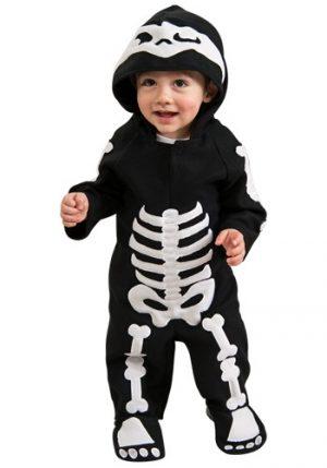 Fantasia para Bebê/Infantil Esqueleto INFANT / TODDLER SKELETON COSTUME