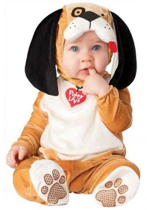 Fantasia para Bebê Cachorro PUPPY LOVE INFANT
