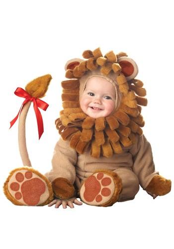 Fantasia para Bebê Filhote de Leão BABY LION CUB COSTUME