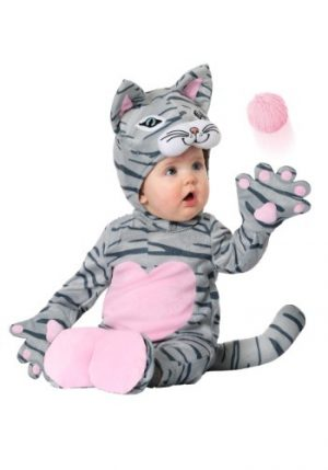 Fantasia para Bebê Gatinho Adorável INFANTS LOVABLE KITTEN COSTUME