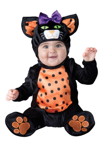 Fantasia para Bebê Gato Meow INFANT / TODDLER MINI MEOW CAT COSTUME