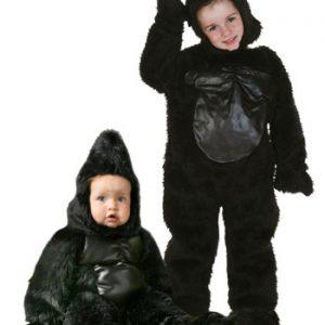 Fantasia Infantil Gorila DELUXE CHILD GORILLA COSTUME