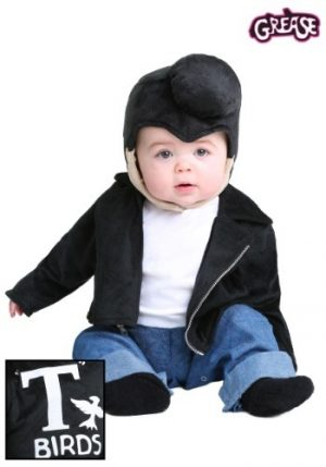 Fantasia para Bebê Grease T-Birds GREASE T-BIRDS INFANT COSTUME