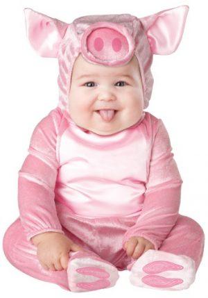 Fantasia para Bebê Porco Rosa Lil INFANT LIL PIGGY COSTUME