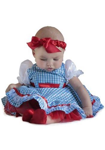 Fantasia para Bebê Dorothy Mágico de OZ WIZARD OF OZ BABY DOROTHY COSTUME