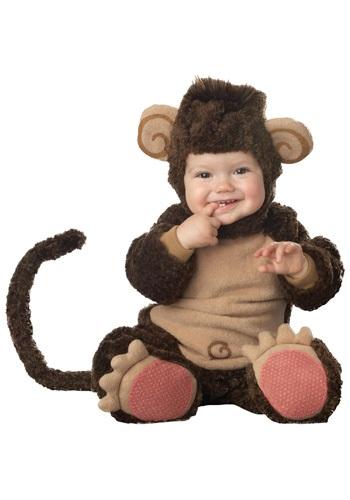 Fantasia para Bebê Macaco Lil LIL MONKEY COSTUME
