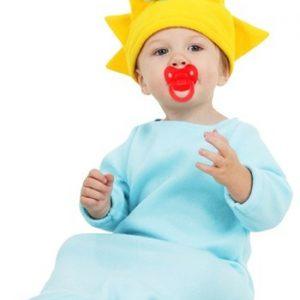 Fantasia Bebê/Infantil Maggie Simpson MAGGIE SIMPSON COSTUME