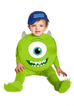 Fantasia de Bebê Myke Monstros S.A MIKE CLASSIC INFANT COSTUME