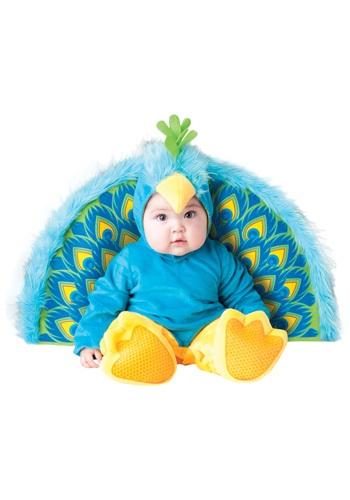 Fantasia para Bebê Pavão Precioso INFANT PRECIOUS PEACOCK COSTUME