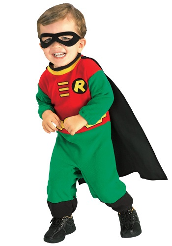 Fantasia para Bebê Robin INFANT ROBIN COSTUME