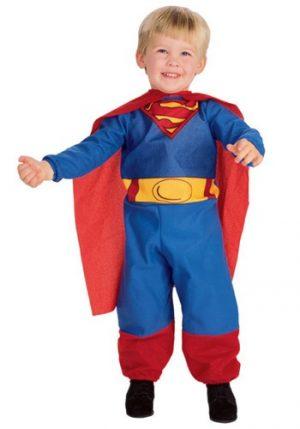 Fantasia para Bebê/Infantil Super Homem TODDLER SUPERMAN COSTUME