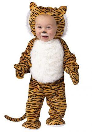 Fantasia Infantil Tigre Peluches TODDLER CUDDLY TIGER COSTUME