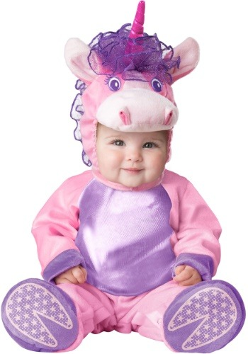 Fantasia para Bebê Unicórnio LIL' UNICORN INFANT COSTUME