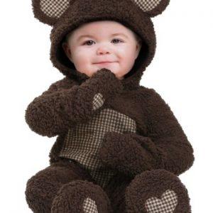 Fantasia para Bebê Urso BABY BEAR INFANT COSTUME