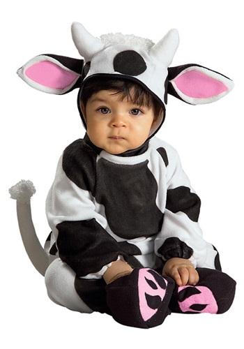 Fantasia para Bebê Vaquinha INFANT COW COSTUME