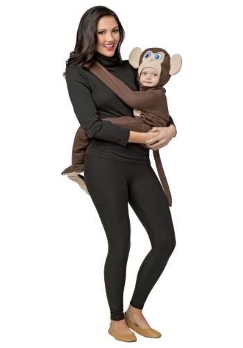 Fantasia para Bebê Macaco HUGGABLES MONKEY INFANT COSTUME