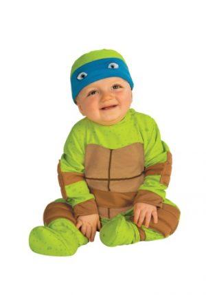 Fantasia Bebê tartarugas Ninjas INFANT NINJA TURTLE JUMPER COSTUME