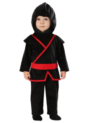 Fantasia para Bebê Ninja NINJA INFANT COSTUME