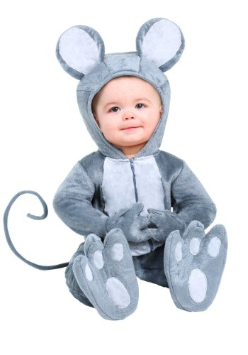Fantasia para Bebê Rato BABY MOUSE INFANT COSTUME