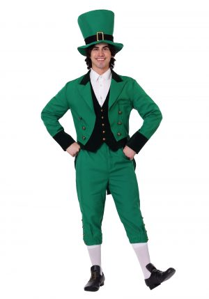 Fantasia Adulto LEPRECHAUN PLUS SIZE