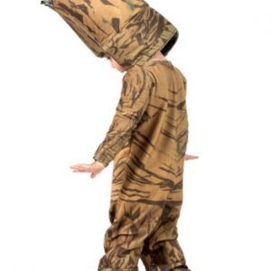 Fantasia Infantil Groot Guardiões da Galáxia GUARDIANS OF THE GALAXY GROOT TODDLER COSTUME